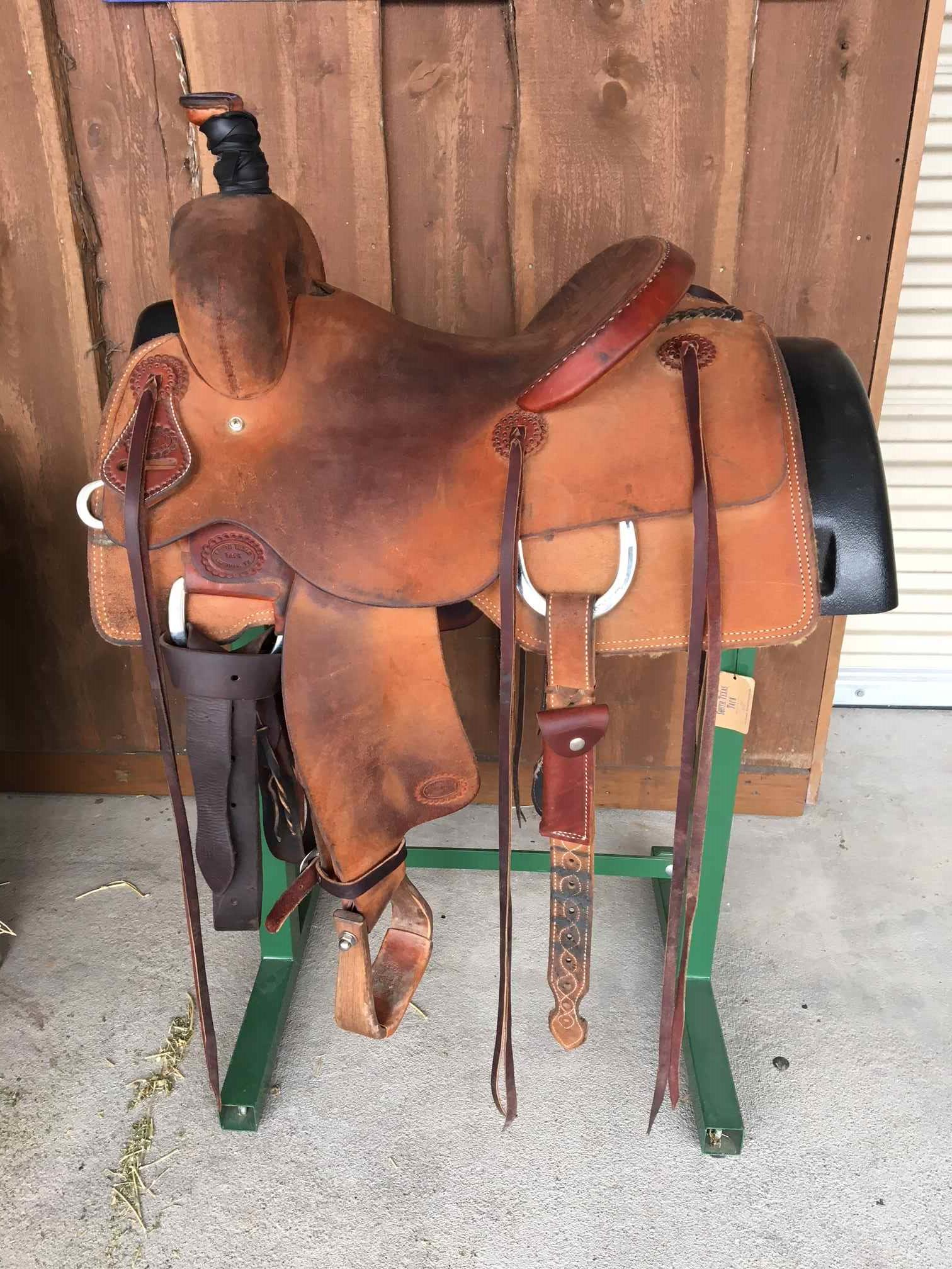 South Texas Tack Ranch Cutter