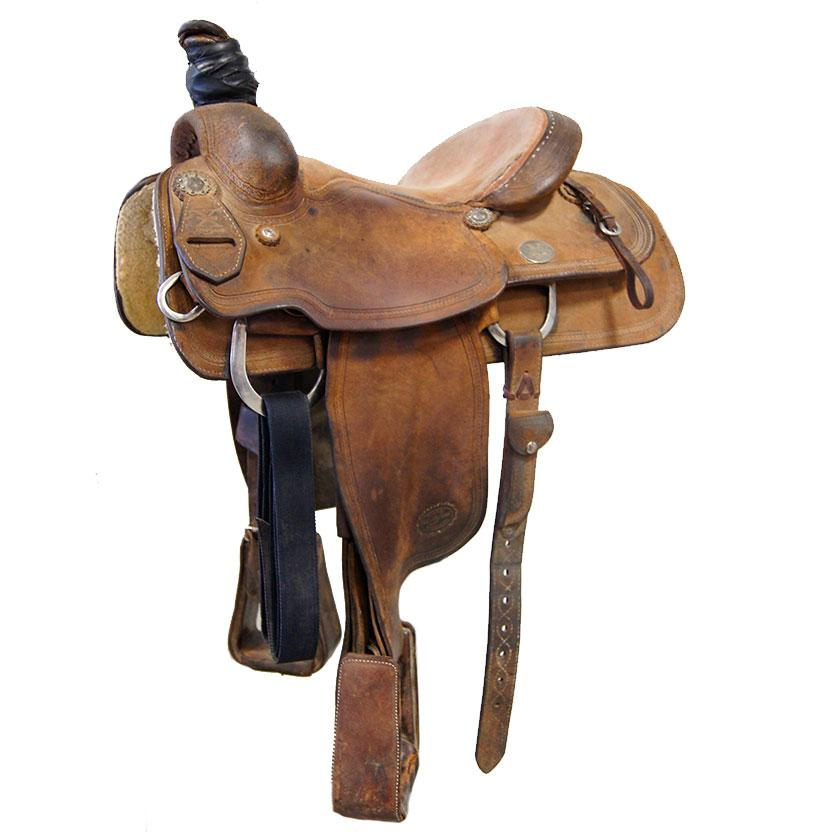 Reinsman X Series Team Roper Saddle
