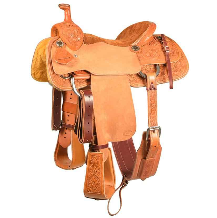 *NEW* STT Team Roping Saddle
