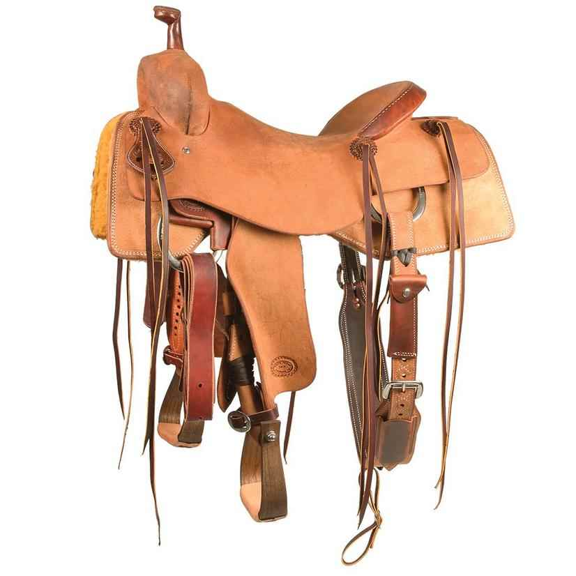 *NEW* STT Ranch Cutter Saddle