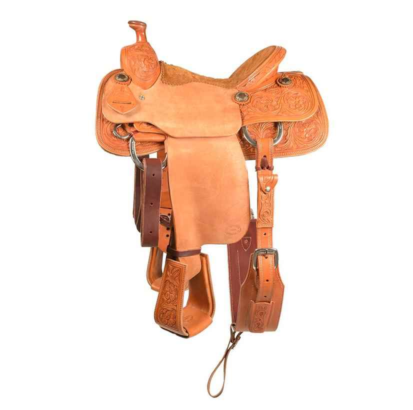 *NEW* STT Calf Roping Saddle