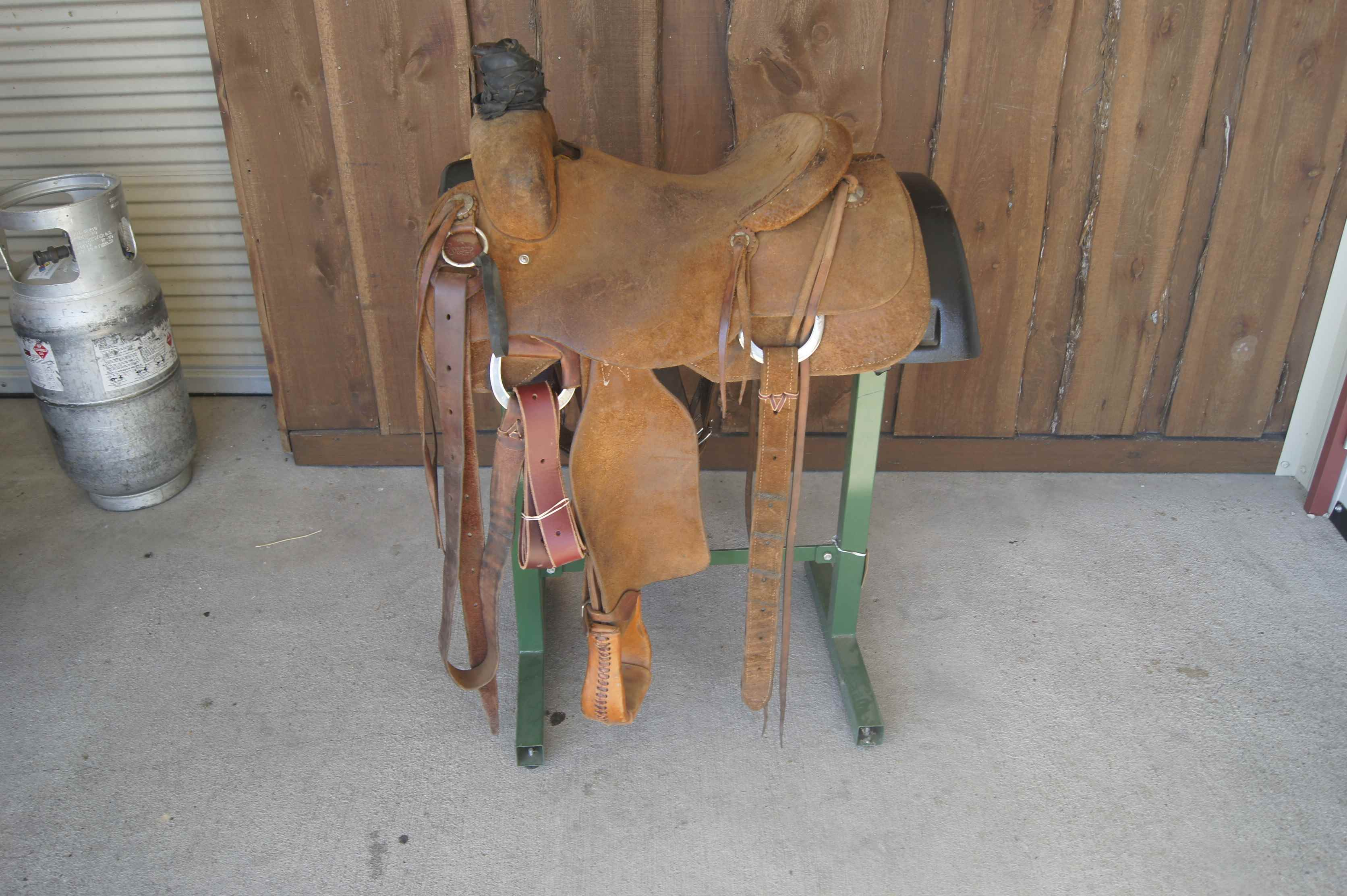 Cactus Saddlery Ranch Roper